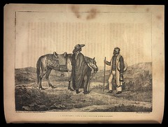 A Paulista and a Brazilian mendicant (BNDigital) Tags: mendigo pedinte escravo slave poverty pobreza brasil brazil sãopaulo