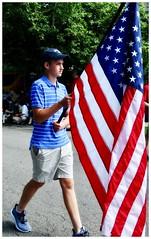 Yankee Doodle Andy (e r j k . a m e r j k a) Tags: pennsylvania sewickley andrew oldglory americana flag holiday event usa pa65 i79pa erjk