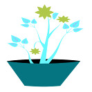 gsagri04 flower-pot2 icon (kwippe) Tags: icons clipart vector