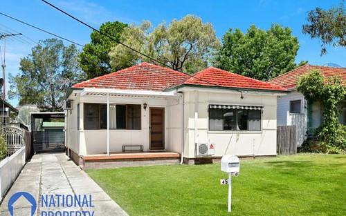 45 Cann Street, Bass Hill NSW