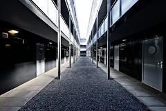 dormitory (Wulle) Tags: gerdstubenrauch nikon nikond800 germany dormitory architecture students nrw rwth aachen