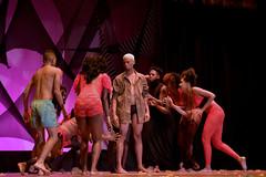 Escape #122 (*Amanda Richards) Tags: freesoulsdancetheatre freesouls guyana georgetown nationalculturalcentre dancers dance dancing dancer theatre performance performer performers talent 2017