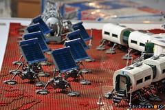 Alpha Centauri - Copernicus Base (Kris_Kelvin) Tags: space base lego exploration alpha centauri toys