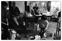 Clive Bell/Rie Nakajima/Sylvia Hallett/David Ross @ Cafe Oto, London, 14th June 2017 (fabiolug) Tags: audience people clivebell rienakajima sylviahallett davidross improv improvisation cafeoto london dalston music gig performance concert live livemusic leicammonochrom mmonochrom monochrom leicamonochrom leica leicam rangefinder blackandwhite blackwhite bw monochrome biancoenero 35mmsummicronasph 35mmf2summicronasph summicronm35mmf2asph summicron35mmf2asph 35mm summicron leicasummicron leica35mm