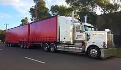 Spring Transport Brisbane T909 (Scottyb28) Tags: kenworth truck trucks trucking highway haulage diesel brisbane t909 springtransport