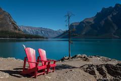 Banff Lake Cruise (robertopastor) Tags: américa canada canadianrockiesmountain canadá fuji montañasrocosas robertopastor viaje xt2 xf1655mm banff lake cruise