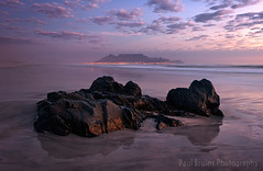 Melkbos Beach Twilight Tones (Panorama Paul) Tags: paulbruinsphotography wwwpaulbruinscoza southafrica westerncape capetown tablemountain blaauwbergbeach waves beach sunset nikond800 nikkorlenses nikfilters