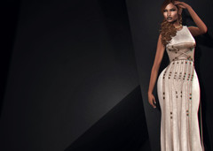 1.39 (Carley Benazzi) Tags: treschic tres chic et doux couture catwa model mesh makeup hair haute accessories supernatural jewelry gown foxcity pose events studioexposuremakeup warpaint avatarswithanoseforattitude