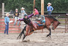 Grateful for the helmet (RPahre) Tags: dubois rodeo wyoming cowboy bronc broncobusting