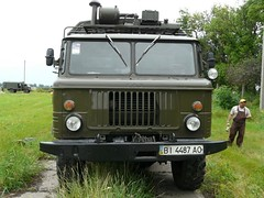 "GAZ-66 8 • <a style=""font-size:0.8em;"" href=""http://www.flickr.com/photos/81723459@N04/35384804080/"" target=""_blank"">View on Flickr</a>"