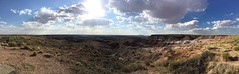 View at the Petrified Forest Park Nature Landscape Panorama Nofilter Sky Outdoors Physical Geography No People at Petrified Forest National Park (Cliff Pavlovic) Tags: nature landscape panorama nofilter sky outdoors physicalgeography nopeople