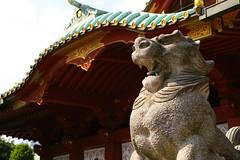 DP3M3610 (bethom33) Tags: sigma dp3merrill dp3 merrill kandamyojin shrine tokyo japan
