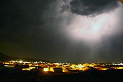 DD (berserker170) Tags: rayo ray relampago lightning tormenta strorm eos extremadura 550d noche night flickrexploreme