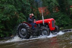 IMG_0415 (Yorkshire Pics) Tags: 1006 10062017 10thjune 10thjune2017 newbyhalltractorfestival ripon marchofthetractors marchofthetractors2017 ford fordcrossing river rivercrossing tractor tractors farmingequipment farmmachinery agriculture yorkshire northyorkshire