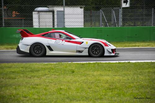 "Ferrari 599XX n°31 • <a style=""font-size:0.8em;"" href=""http://www.flickr.com/photos/144994865@N06/35476983811/"" target=""_blank"">View on Flickr</a>"