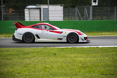 "Ferrari 599XX n°31 • <a style=""font-size:0.8em;"" href=""http://www.flickr.com/photos/144994865@N06/35476983811/"" target=""_blank"">View on Flickr</a>"