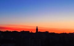Dawn Mosque (Yassine Abbadi) Tags: dawn aube alba mosque mosquée sky ciel minaret cloud nuage tetouan tetuan morocco maroc marruecos