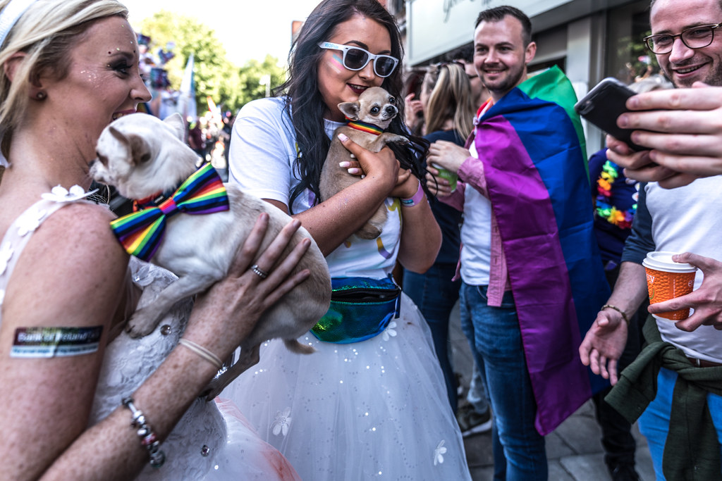 LGBTQ+ PRIDE PARADE 2017 [ON THE WAY FROM STEPHENS GREEN TO SMITHFIELD]-130031