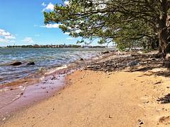 Lonna island (Sameli) Tags: sea shore summer sand water sunny island lonna helsinki suomi finland