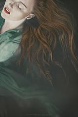 Ophelia (gorecka) Tags: woman model natural portrait water ophelia