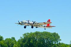 Boeing B-17 Flying Fortress (RJACBclan) Tags: madresmaiden boeingb17flyingfortress wwii worldwarii b17 flyingfortress boeing bomber heavybomber