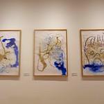 "Exposición de Sigmar Polke - ""Música de un origen desconocido"""