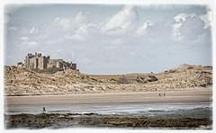 Bamburgh Castle UK (stblackburn) Tags: northeast coastal castle bamburgh seascape uk