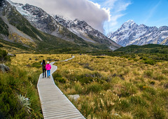 Hooker Valley Track (jamesfultonphotography) Tags: mountcook aorakinationalpark newzealand nz hookervalley