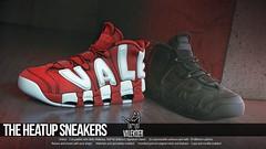 [VALE KOER] HEATUP SNEAKERS (VALE KOER) Tags: vk vale koer valekoer second life secondlife sl heat up sneakers kicks dunks mesh tmd mens department