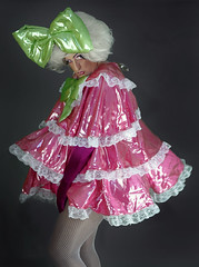 Naughty Pansy (queerina) Tags: poofter poof pansy limpwristed camp fag fairy effeminate frock effeminacy mincing mincer transvestite transvestism crossdresser crossdressing