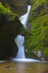 St Nectans Fall (trethurffe2001) Tags: arch cornwall deepgorge england fearns glen gorge kernow landscape moss outdoor outdoors pool rocks stnectansglen stream trethevey valley water waterfall woodedvalley woods unitedkingdom gb