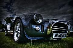 Cobra (Steve.T.) Tags: cobra sportscar cressingtemple cressingclassics classiccar carshow sky clouds weather lowangle musclecar nikon d7200 sigma18200 essex iconiccar accobra