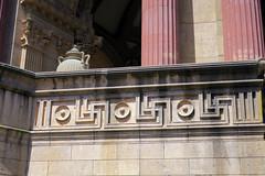 Palace of Fine Arts (Daquella manera) Tags: sf san francisco california ca palace fine arts swastika
