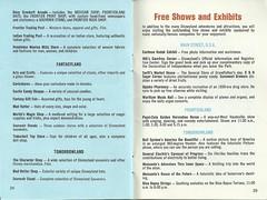 1968 Disneyland Guide Book (Stabbur's Master) Tags: disneyland disneylandguidebook 1968disneylandguidebook 1960sdisneyland 1960s losangeles amusementpark themepark frontierland fantasyland tomorrowland disneylandmainstreet
