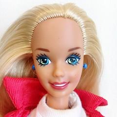 FOR SALE: 1994 Baywatch Barbie Doll #13199 (The Barbie Room) Tags: 1994 baywatch barbie doll 13199 1990s 90s sensation beach swimsuit