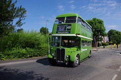 IMGP1947 (Steve Guess) Tags: leatherhead surrey england gb uk lcbs london transport country bus vintage preserved historic aec regent iii rt
