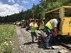 (primemover88) Tags: speeder railcar excursion narcoa elkins wv west virginia durbin greenbrier valley railroad