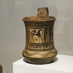 "ATE_1753_MAN (egisto.sani) Tags: atene lgp man museoarcheologiconazionale ""hirschfeld workshop"" painter"" ""pittore di hirschfield"" tankard ""attic pottery"" ""ceramica attica"" ""greek ""ceramica greca"" ""arte ""greek art"" ""late geometrical period"" ""periodo tardo geometrico"" ""lg athens ""national archaeological museum"" ""museo archeologico nazionale"" nm 16193"