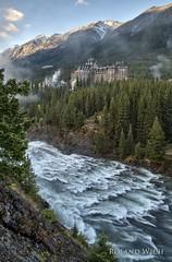 Banff (Rolandito.) Tags: canada kanada banff springs hotel