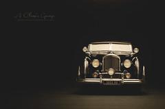 1947 BENTLEY Mark VI w/ Franay Coachwork [Light ON] (aJ Leong) Tags: 1947 bentley mark vi w franay coachwork 124 franklin mint classic cars vintage vehicles automobiles garage pre war car