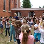 Plezier voor iedereen op de laatste schooldag! Juni 2017