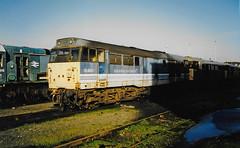 31455 Wigan CRDC Scan (Waddo's World of Railways) Tags: 31 455 31455 crdc wnxx withdrawn scrap ped class31 wiganspringsbranch wigancrdc springsbranch regionalrailways