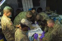 10th CAB medics hone crucial skills during Saber Guardian 17 (U.S. Army Europe) Tags: 10thcombataviationbrigade 10thcab saberguardian medics strongeurope atlanticresolve novoselo bulgaria bg