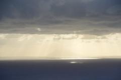 light drop (pat.netwalk) Tags: light sea stromboli calabria seascape skys copyrightpatrickfrank bildgutch weather lights color