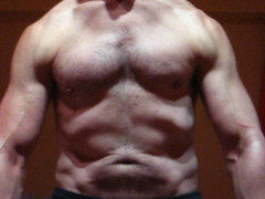 BICEPS (flexrogers7) Tags: biceps musclemodel muscle muscles muscular bodybuilder bodybuilding bizeps bicep chest pecs ripped flex flexing guns abs delts lats traps workout weightlifter hugebiceps bigbiceps jacked shoulders bicepart muscleart