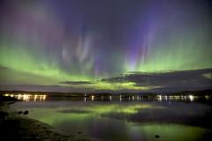 Aurores boréales (gaudreaultnormand) Tags: auroraborealis auroreboréale canada night quebec saguenay aurore nuit ciel northernlights