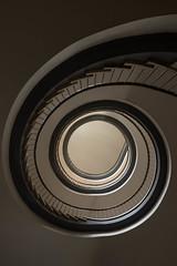 Hamburg stairs (michael_hamburg69) Tags: deutschland treppe stairs stairwell stairway staircase spiral wendeltreppe wendel helix treppenhaustreppenauge escalier geländer handlauf stufen stufe escala escalera scala 台阶 [臺階]táijiē jiētī 阶梯 [階梯]подниматься по лестнице крутая лестница schlosstrasse60 wandsbek hamburg