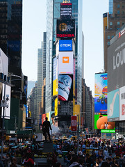 Times Square (Kai Pilger) Tags: city new york usa america urban advertisments travel road street crowdy full midtown manhattan nyc landmark architecture skyscraper