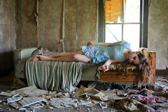 the only thing left here was her memories...(Cari-her memories house) (Aces & Eights Photography) Tags: abandoned abandonment decay ruraldecay oldhouse abandonedhouse cari