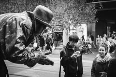 2017 06 04 Melbourne Street Scene II-1 (cohenvandervelde) Tags: 550d amsterdam apsc blackwhite blackandwhite buildings bw canon city cohenvandervelde creativecommons denmark depthoffield dof lights monochrome people primelens scene scout silhouette snap souls street streetphotography streetportrait streettog worldstreetphotography